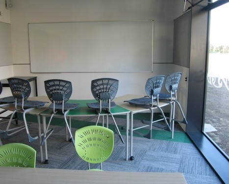 Class. The how and why behind our Innovative Learning Space — Tomorrow's Learners | Library learning spaces | Scoop.it