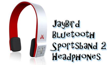 Weird Gadget: Jaybird Sportsband 2 Bluetooth Headphones | Best Gadgets | Scoop.it