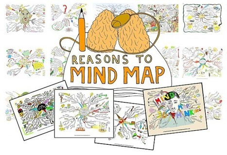 100 Reasons to Mind Map (RT @russeltarr) | BUSINESS and more | Scoop.it