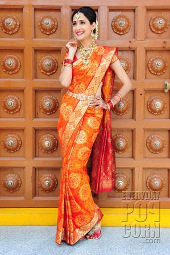 Pragya Jaiswal Traditional Saree Latest Photos   Telugu cinema News   Scoop.it
