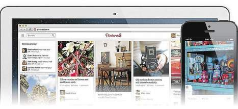Pinterest veut s'installer parmi les géants du Web - Les Échos | Social media | Scoop.it