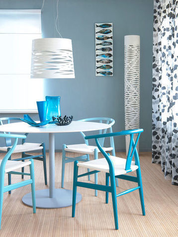 Color Guide: How to Use Light Blue | Designing Interiors | Scoop.it
