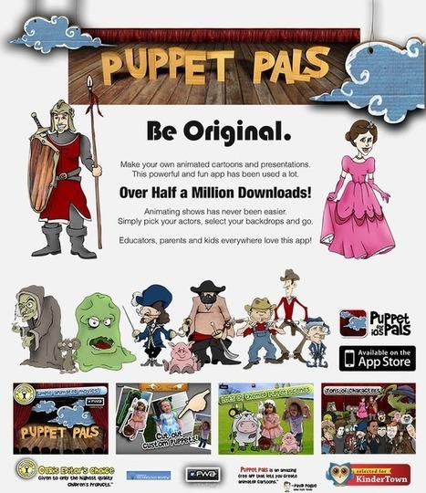 Puppet Pals | Teachmeet Cymraeg Caerffili | Scoop.it