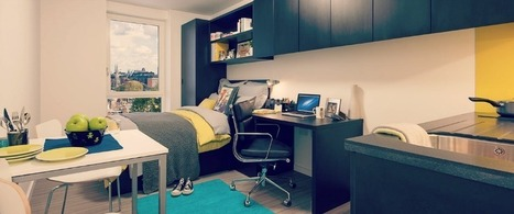 Pure Student Living: The Ultimate London Accommodation | Thrifty Living | Scoop.it