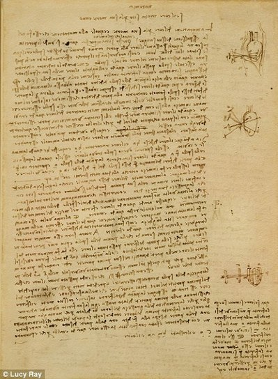 Dibujos anatomicos de Leonardo Da Vinci | Dibuix Tècnic | Scoop.it