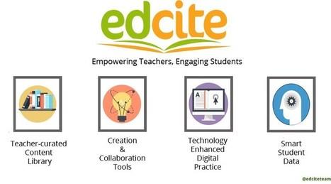 Edcite: Free digital assignment tool for teachers | Educación, tecnología y aprendizaje | Scoop.it