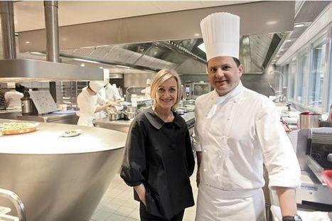 Franck Giovannini porte en lui l'héritage de Benoît Violier | Gastronomie Française 2.0 | Scoop.it