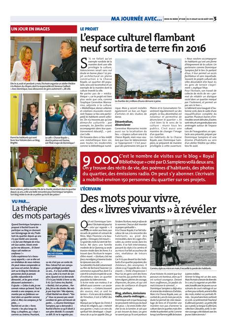 Dominique Sampiero, le goût des autres (suite) | Revue de presse | Scoop.it
