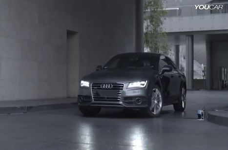 Audi's new automatic car parking system.   Artificial Intelligence   Scoop.it
