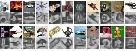 Una máquina que traduce descripciones escritas en imágenes | LabTIC - Tecnología y Educación | Scoop.it