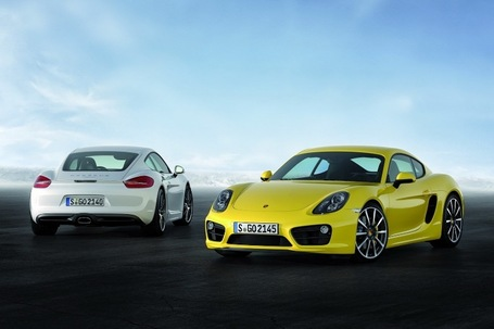 Porsche Introduces New Cayman, Carrera 4 Vehicles At Los Angeles Auto Show (VIDEO) | Auto Guide India | Scoop.it