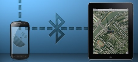 How To Share GPS From An Android Phone To An iPad [Guide] | formation 2.0 | Scoop.it