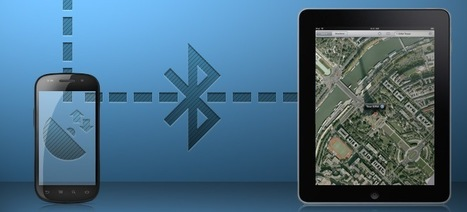 How To Share GPS From An Android Phone To An iPad [Guide] | Time to Learn | Scoop.it