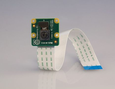 New 8-megapixel camera board on sale at $25 - Raspberry Pi | Arduino, Netduino, Rasperry Pi! | Scoop.it