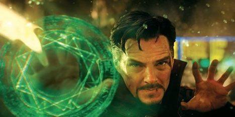 Doctor Strange Review: Aesthetics Abound Across the Multiverse | LVI Film | Scoop.it