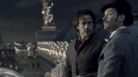 Free Sherlock Holmes: the Copyright Battle of Baker Street - BRW (subscription) | Sherlock | Scoop.it