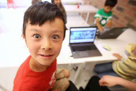 The seven year olds who are learning how to code | Toronto Star | educación líquida | Scoop.it