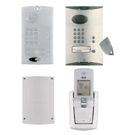 Daitem SC902AU wireless door intercom system   Door Entry Systems   Scoop.it