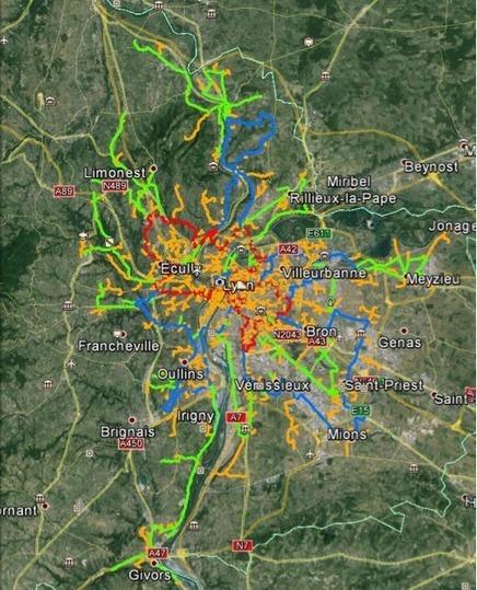 RIP fibre de la métropole de Lyon : un projet ambitieux à réaliser dans des délais serrés | Innovation @ Lyon | Scoop.it