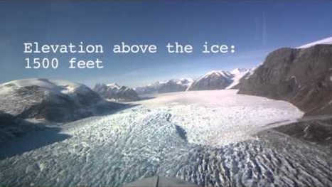 Take a breathtaking bird's-eye tour of Greenland and the Arctic | Amocean OceanScoops | Scoop.it
