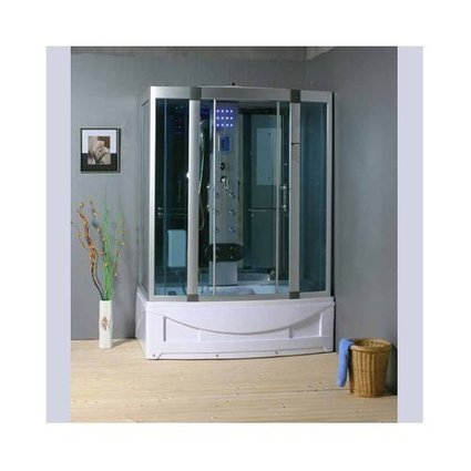 Corner Shower with Computer control panel | Bathroom Design Ideas 2012 | Scoop.it