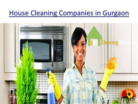 Domestic Home Cleaning Services in Gurgaon Ppt Presentation | Home Cleaning | Scoop.it