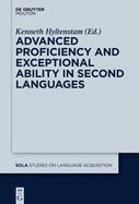 Advanced Proficiency and Exceptional Ability in Second Languages | Todoele - Enseñanza y aprendizaje del español | Scoop.it