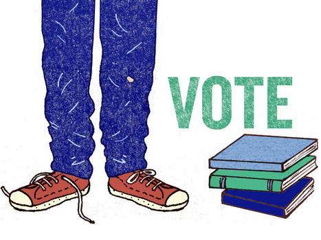 Best-Ever Teen Novels? Vote For Your Favorites : NPR | My Dear Book | Scoop.it