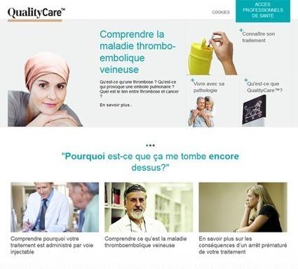 LEO Pharma lance le site web oncothrombose - Buzz-esanté | Fructoze | Scoop.it