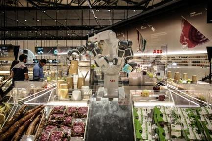 EXPO 2015 S.p.a - Project - Future Food District EXPO 2015   Une nouvelle civilisation de Robots   Scoop.it