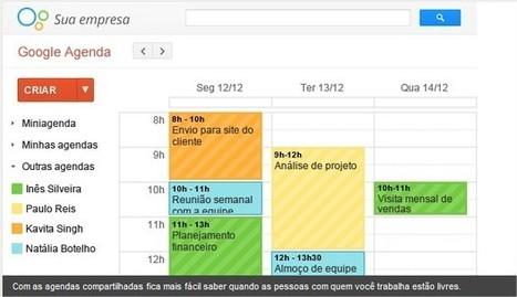 Google Agenda: Ferramenta de organização e praticidade | Apps ... | PEDAGOGIA E-LEARNING FORMAÇÃO DOCENTE E CURRÍCULO | Scoop.it