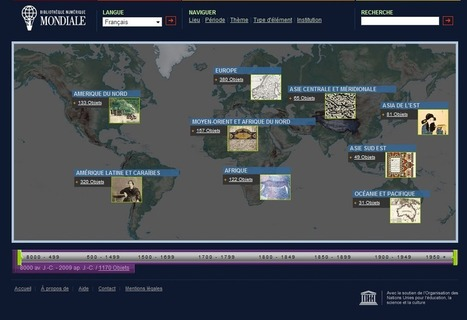 Le Walters Museum apporte le 10 000 ème document à la Bibliothèque numérique mondiale | Objectif concours | Scoop.it