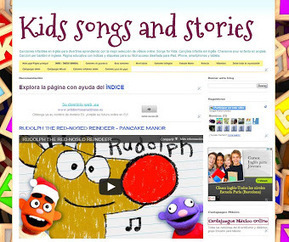 Kids songs and stories   canciones infantiles   Scoop.it