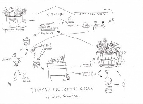 Nutrient cycling : What? Why? And how to design one | edible landscaping | Scoop.it