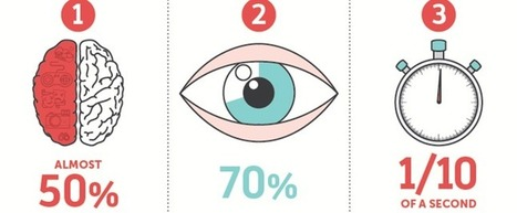 The Science Behind Why Our Brains Crave Infographics (In an Infographic) | Competencias docentes para un aprendizaje digital | Scoop.it
