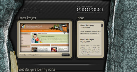 Why Online Portfolio will replace CV in Future - GreenBell Communications Limited Blog | Lifestyle | Scoop.it
