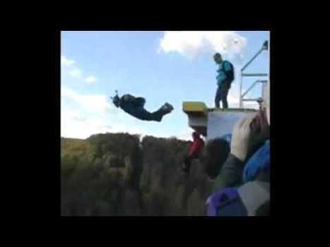 Il survit à une chute libre de 275 mètres | Mais n'importe quoi ! | Scoop.it