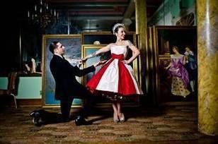 Real wedding: Retro glam in Brooklyn - Today.com (blog) | Weddings | Scoop.it