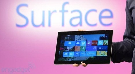 Microsoft's Surface 2: New tablet, same problems - Engadget | Real IT Problems | Scoop.it