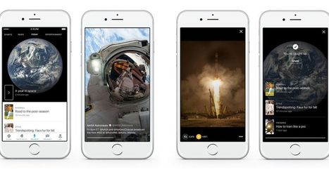 Twitter Will Soon Open Up Moments to All Users | Mashable | Communication design | Scoop.it