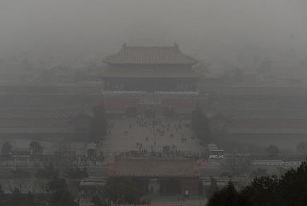 Pollution blamed for drop in Beijing tourism | Sustain Our Earth | Scoop.it