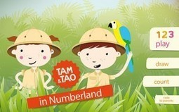 Montessori Numberland [App Review] | Educational Apps & Tools | Scoop.it