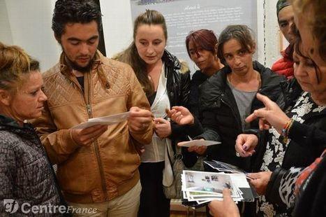 Une exposition pour raconter la vie de perpétuels voyageurs | Gens du voyage -roms-revue de presse | Scoop.it