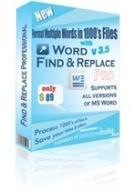 Find and replace in word| Search and replace in multiple files | Data Copy Software| Data Transfer Software | Scoop.it