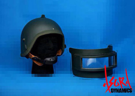Asura Dynamics K6-3 Assault Helmet Replica | Popular Airsoft | Airsoft Showoffs | Scoop.it