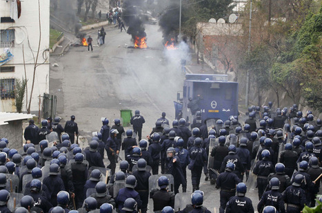 Clashes in Algeria over housing row | Coveting Freedom | Scoop.it