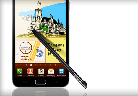 Microsoft prototype stylus would work on any device screen | Microsoft | Scoop.it