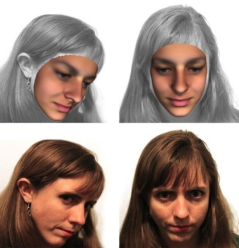Incredibly Accurate 3D Mugshots Created From DNA Samples - PSFK   cool   Scoop.it