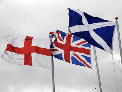 Scottish independence: English people overwhelmingly want Scotland to stay in the UK | ESRC press coverage | Scoop.it