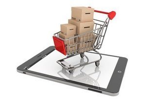 Reports: M:commerce up, in-store traffic down - Mobile Marketing - BizReport | M-COMMERCE | Scoop.it